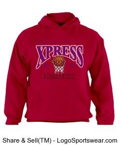 XPRESS SWEATSHIRT Design Zoom